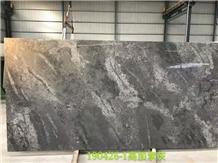 Match Calacatta Grey Artificial Quartz Stone Slabs
