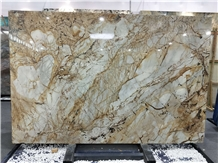 Roman Impression Luxury Marble Slab for Decoration