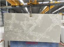 Royal Botticino Quartz Stone for Interior Design