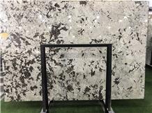 Splendor White Granite Polished for Interior Wall