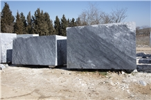 Karaoz Black Big Marble Blocks (Grigio Carnico)