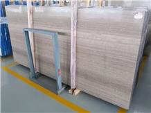 Timber Grey Serpeggiante ,Wood Grey Marble Slabs