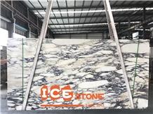 Calacatta Voliet Marble Slabs & Tiles/Marble Wall