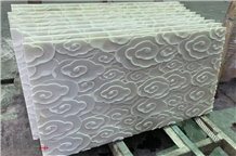 Carved Marble Cnc 3d Wall Building Tiles