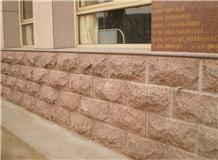 Cheap G352 Mushroom Wall Stone