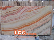 Chinese Colorful Agate Slabs