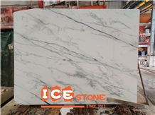 Chinese Mont Blanc Marble Slabs Veins Marble