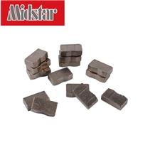 Midstar Diamond Segment for Stone Cutting