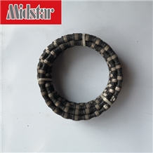 Midstar Diamond Wire Saw Tools Beaded for Rope