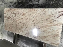 Polished Sivakasi Gold Granite Tiles for Projects