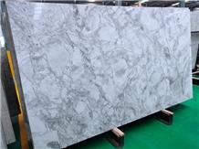 Popular Quartzite Super White Slabs for Countertops