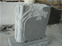 G603 Plant-Type Tombstone