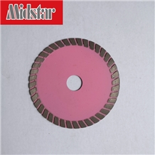 Midstar Pink Small Section Cutting Saw Blade