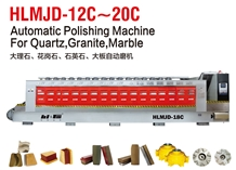 Automatic Polishing Machine for Granite