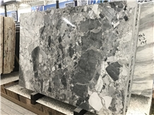 Copico Gris Marble Oreo Grey Stone Slabs Flooring