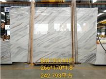Italy Bianco Lasa Fantastico Marble Slab&Tile