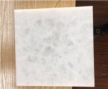 Lotus Jade/ Myanmar White Jade Marble Slab