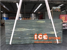 Verd Olive Marble Greece Green Marble Good Quality