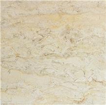 Abadeh Beige Marble Slabs & Tiles, Iran Beige Marble