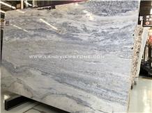 Cristalita Ocean Blue Marble Flooring Tiles