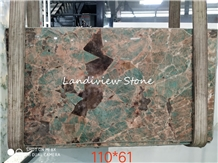 Labdar Amazonite Quartzite Slabs
