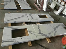 Statuario Venato Countertop Vanitytops