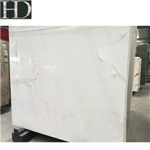 Burma New Ariston White Marble New Aspen Slab Tile