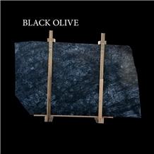 Black Olive, Turkish Black Marble Slabs