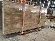 Italy Daino Imperiale Dino Reale Beige Marble Slab