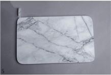 Rectangular Flat Jewelry Frame Home Furnishing Set