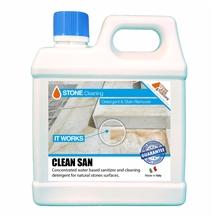 Clean San / Ciber San (Sanitizer) Heavy Duty Cleaning Detergent