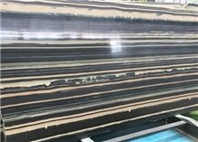 Constantin Black Marble Straight Strip Fantastic