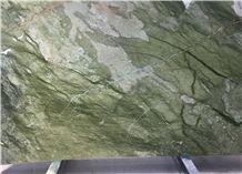 Dandong Ming Green Marble Fantastic Exotic Tile