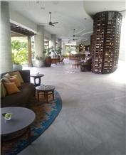 Peperino Limestone Tiles, Indonesia Grey Limestone