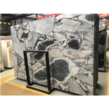 Black Galaxy Marble for Tiles and Building