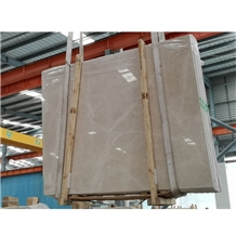 Magnolia Beige Marble Stone Slabs for Precut Tiles