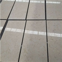 Polished Infinity Beige Marble Tiles
