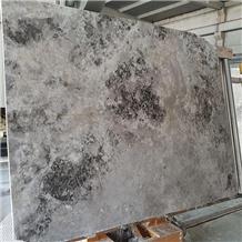 Polished Isparta Grey Marble Slabs for Floor