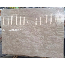Polishing Turkey Beige Marble Tiles & Slabs
