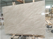 Turkish Amasya Oman Beige Marble Slab & Floor Tiles