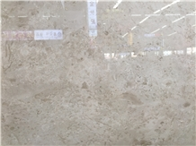 White Rose Marble Slab, Turkey Beige Marble