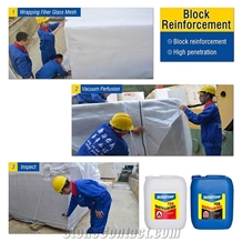 Stone Reinforcement Coat Epoxy for Marble&Grante