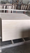 Fossil Wood Grain Limestone Tiles for Building Wall