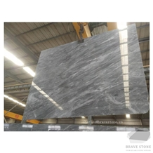 Italia Ionia Grey Marble Slabs and Tiles