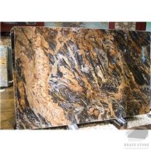 Wholesale Oris Magma Gold Granite Slabs,Tiles