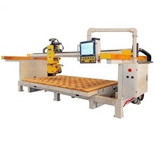 Quartz Granite Cnc Cutting Bridge Saw Machine