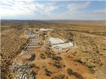 Kalahari Gold Granite Blocks