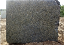 Blue Gold Granite Blocks (Bahia)