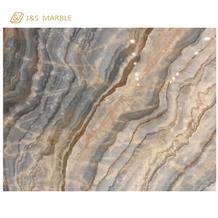Jade Slab Palissandro Marble Slabs Book Match