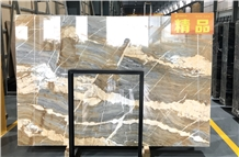 Siena Gold Marble Slabs Yellow Marble Tiles